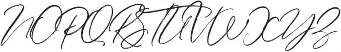 Stay Classy Duo Script Brush otf (400) Font UPPERCASE
