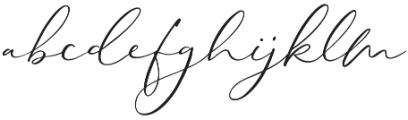 Stay Classy Duo Script otf (400) Font LOWERCASE
