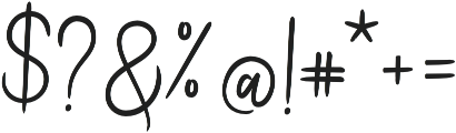 Stay Classy Stylish ExtraBold otf (700) Font OTHER CHARS