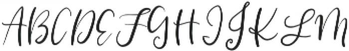 Staycation otf (400) Font UPPERCASE