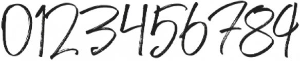 Steadfast Alt otf (400) Font OTHER CHARS