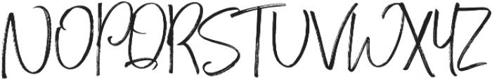 Steadfast Alt otf (400) Font UPPERCASE