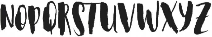 Steady Bonanza Script Too otf (400) Font UPPERCASE