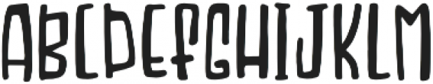 Steamed Hams Filler otf (400) Font UPPERCASE