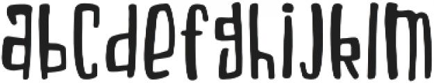 Steamed Hams Filler otf (400) Font LOWERCASE