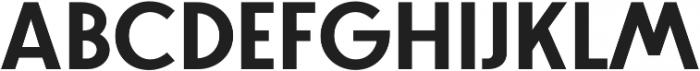 Steamer Bold otf (700) Font UPPERCASE