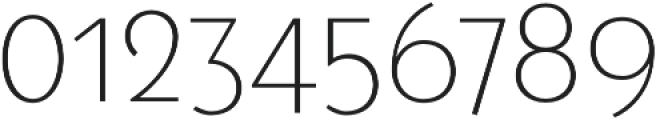Steamer Light otf (300) Font OTHER CHARS