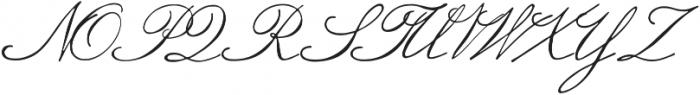 Steelplate Script ttf (400) Font UPPERCASE