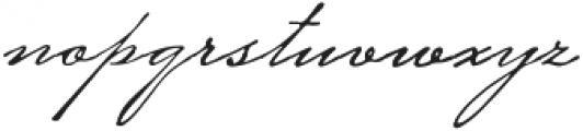 Steelplate Script ttf (400) Font LOWERCASE