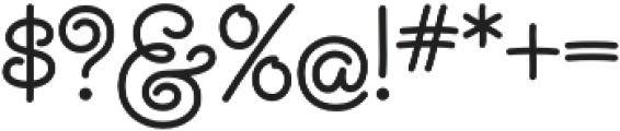 Steinweiss Script Bold Regular otf (700) Font OTHER CHARS