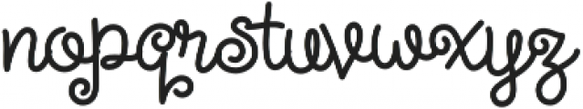 Steinweiss Script Bold Regular otf (700) Font LOWERCASE