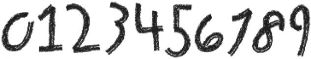 Stella Grace Brush otf (400) Font OTHER CHARS