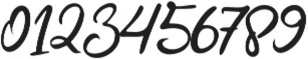 Stella Wilson Script otf (400) Font OTHER CHARS