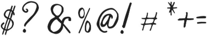 Stellanova otf (400) Font OTHER CHARS