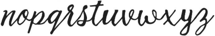 Stellanova otf (400) Font LOWERCASE