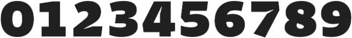 Stena Black otf (900) Font OTHER CHARS