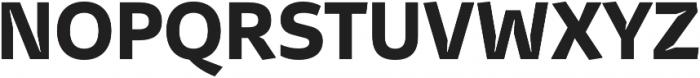 Stena Bold otf (700) Font UPPERCASE
