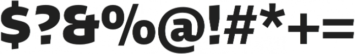 Stena ExtraBold otf (700) Font OTHER CHARS