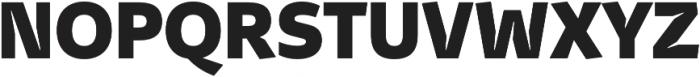 Stena ExtraBold otf (700) Font UPPERCASE
