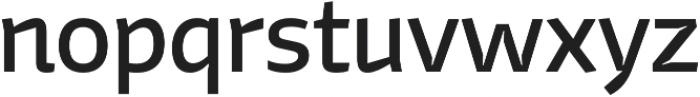 Stena Medium otf (500) Font LOWERCASE