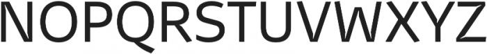 Stena Regular otf (400) Font UPPERCASE