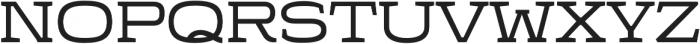 Stendo 400 Regular otf (400) Font LOWERCASE