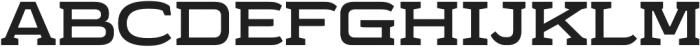 Stendo 800 Bold otf (700) Font LOWERCASE
