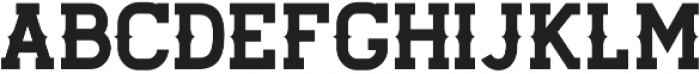 Stengkol 03 otf (400) Font UPPERCASE