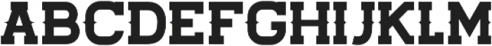 Stengkol 03 otf (400) Font LOWERCASE