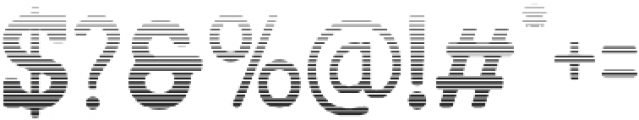 Stengkol 12 otf (400) Font OTHER CHARS