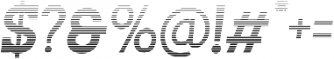 Stengkol 18 otf (400) Font OTHER CHARS