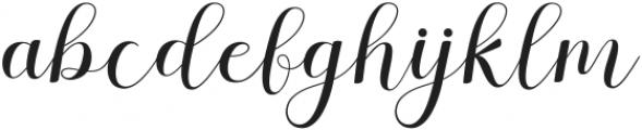 Stephen Regular ttf (400) Font LOWERCASE