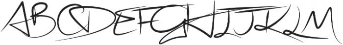 Stephen Type otf (400) Font UPPERCASE