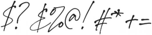 StephenGillion otf (400) Font OTHER CHARS