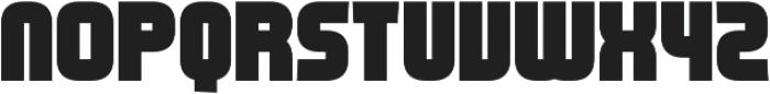 Steriliser otf (400) Font LOWERCASE