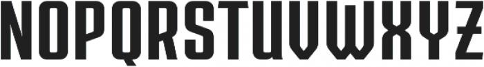 Sterling 125 Standard otf (400) Font UPPERCASE
