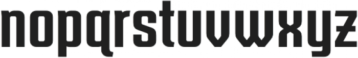 Sterling 125 Standard otf (400) Font LOWERCASE