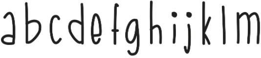 StiltsBalancedBold ttf (700) Font LOWERCASE