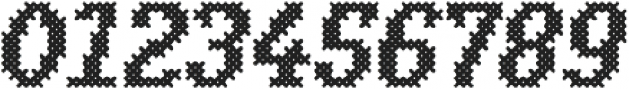 Stina Regular otf (400) Font OTHER CHARS