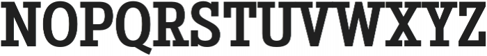Stint Condensed Pro Bold otf (700) Font UPPERCASE