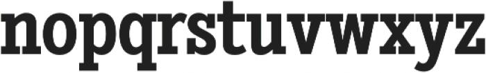 Stint Condensed Pro Bold otf (700) Font LOWERCASE