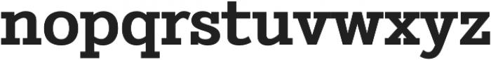 Stint Pro Bold otf (700) Font LOWERCASE