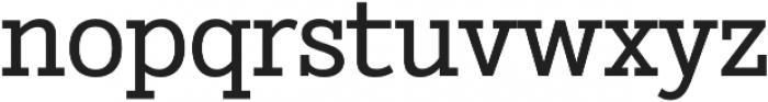 Stint Pro Regular otf (400) Font LOWERCASE