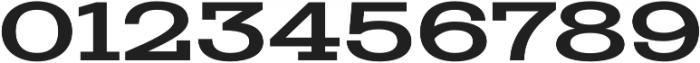 Stint Ultra Expanded Pro Bold otf (700) Font OTHER CHARS