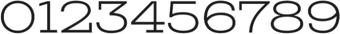 Stint Ultra Expanded Pro Book otf (400) Font OTHER CHARS
