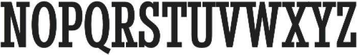Stint UltraCond Pro Medium otf (500) Font UPPERCASE