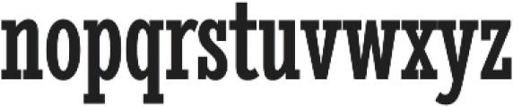 Stint UltraCond Pro Medium otf (500) Font LOWERCASE