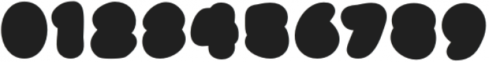 StitchedLetters Full Regular otf (400) Font OTHER CHARS