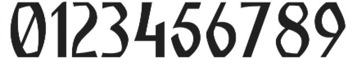 Stoa Caps otf (400) Font OTHER CHARS