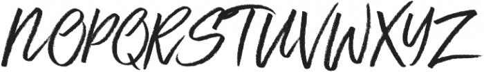 Stone Hearts otf (400) Font UPPERCASE